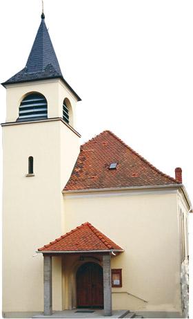 Eglise catholique Saint-Louis