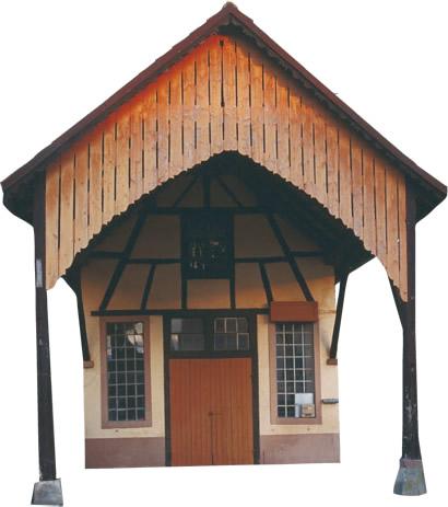 Ancien Atelier de Maréchal-ferrant